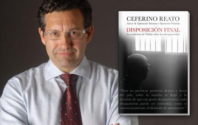 Ceferino Reato: ''Videla no podía morirse sin contar lo que sucedió durante su dictadura''