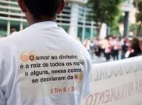 """Lideranças evangélicas criticam marchas pela família e para Jesus devido a """"hipocrisia"""" e falta de """"amor""""; Confira"""