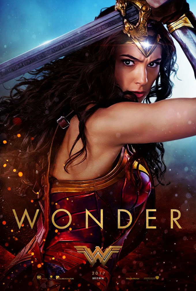 Wonder Woman : Bir Amazon Efsanesi
