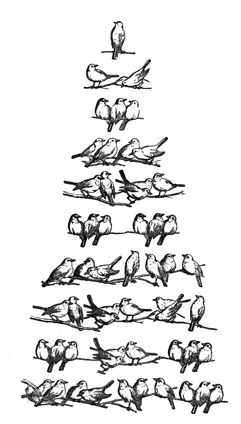 Christmas Tree Clip Art Vintage | Christmas Ideas