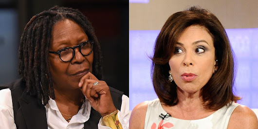 Whoopi Goldberg Fires Back at Judge Jeanine Pirro on The View Over Trump Derangement Syndrome