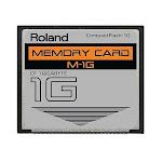 1GB Roland M-1G CompactFlash CF Memory Card for Mc-808 SP-404 Sp-555 V-Synth Fantom and More
