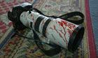 Palestine hotel shelling
