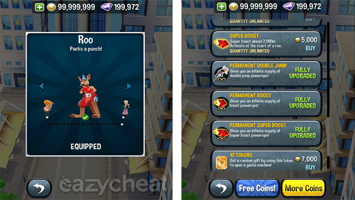 Angry Gran Run - Running Game v1.38 Cheats