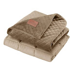 Pendleton 7 lb. Weighted Lap Blanket, Tan