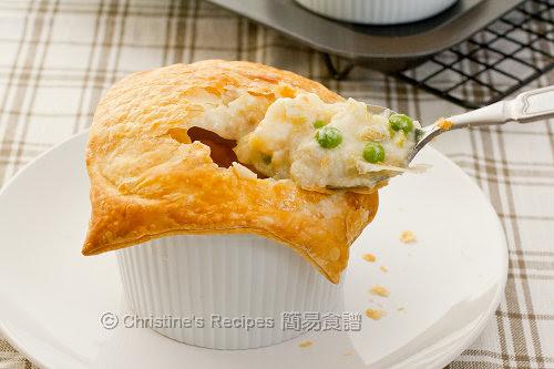 魚蝦酥皮批【滋味又暖身】Fish and Prawn Pies | 簡易食譜 - 基絲汀: 中西各式家常菜譜