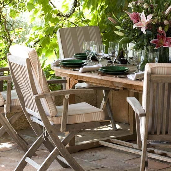 Terrace | French country home | country home | House tour | PHOTO GALLERY | 25 Beautiful Homes | Housetohome