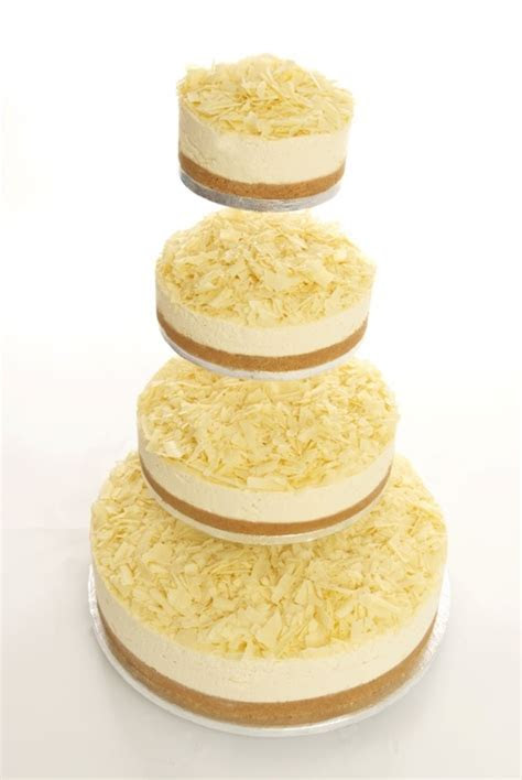 English Cheesecake Company Wedding Cakes : Wedding