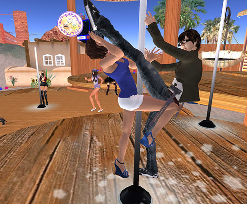 Bone & Sehra dance