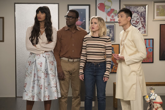 TV Review: 'The Good Place' Gives You the Good Shirt