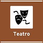 Locais para atividades de interesse turistico - TIT-02 - Teatro