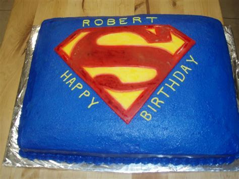 Superman Cakes ? Decoration Ideas   Little Birthday Cakes