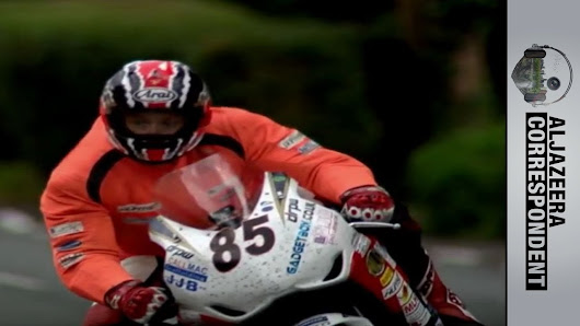 Al Jazeera Correspondent - Isle of Man TT: A Dangerous Addiction - YouTube