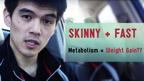 skinny guy   fast metabolism gain weight