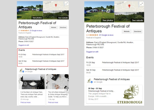Using Event Markup & Google Posts to Increase Visibility in Search - Online Ownership