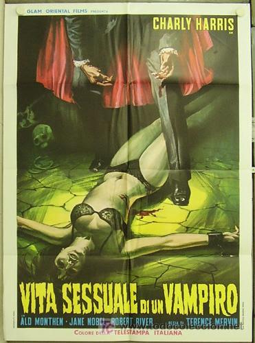 Vita Sessuale di un vampiro