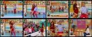 Melhor na TV 2015/885 - Andreia Rodrigues e as suas belas pernas nas tardes da Sic