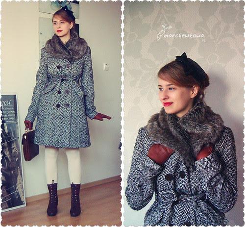♥ New coat