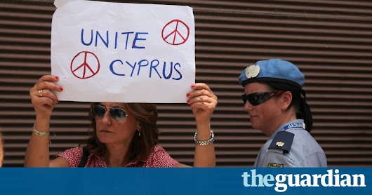 Cyprus reunification talks to resume later in June, says UN chief | World news | The Guardian