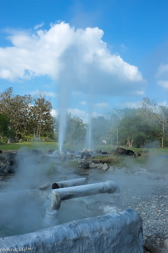 San Kampaeng hot springs by Jean-Fabien - photo & life™
