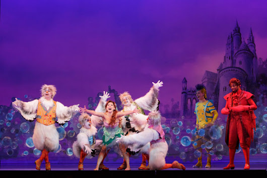 Theater Review: 'Disney's The Little Mermaid' - Daily Actor
