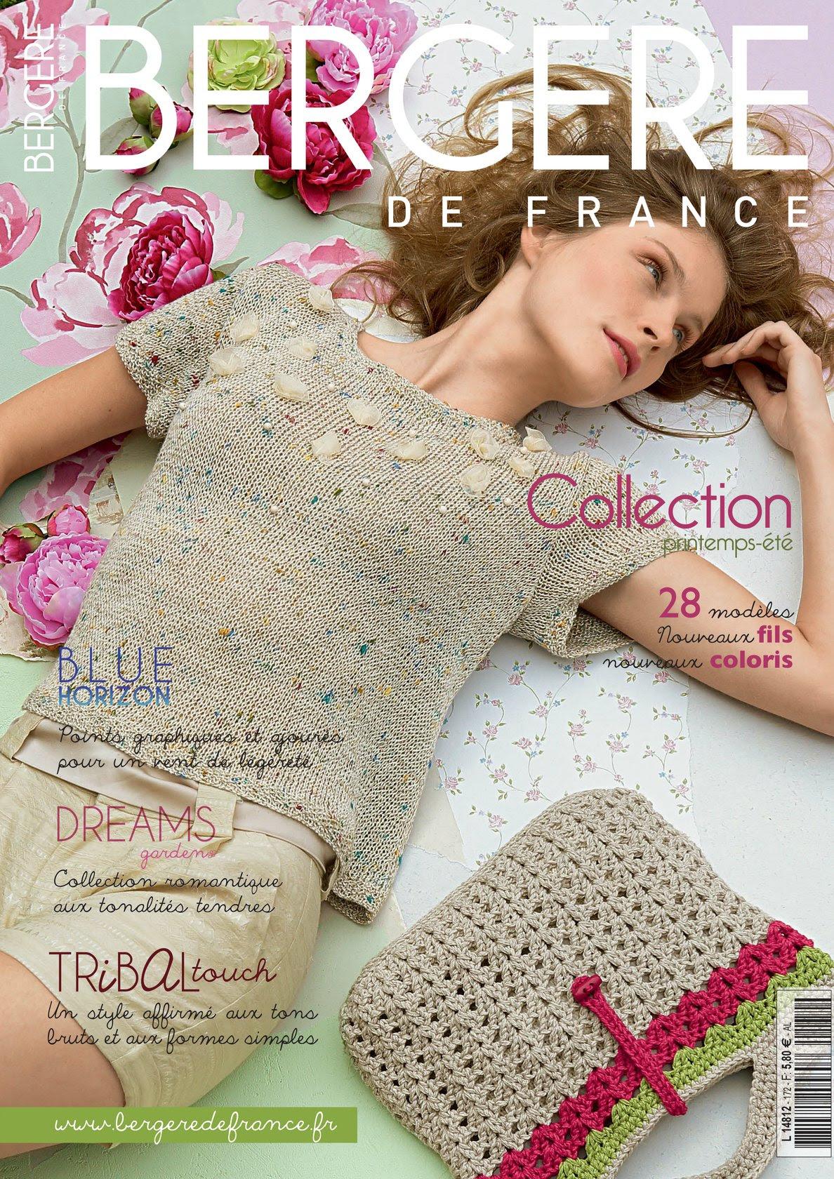 catalogue 172 bergère de france