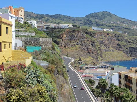 Guide to the Island of La Palma (Canaries)