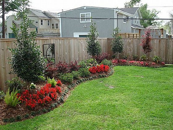 Landscaping design ideas for backyard