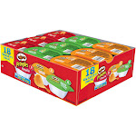 Pringles Potato Crisps, Variety Pack - 18 tubs, 12.69 oz