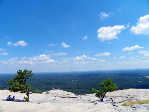 Stone Mountain Park , Georgia