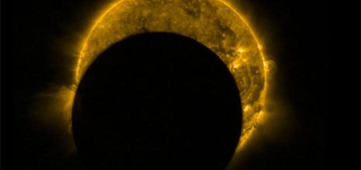 Proses Terjadinya Gerhana Matahari Dan Cara Aman Melihat Luar Angkasa