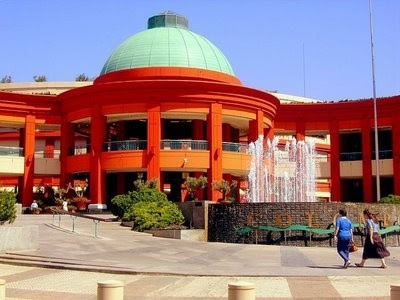 Centro Comercial Colombo, Lisboa.