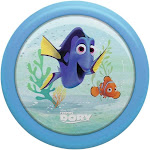 Philips Disney Pixar Finding Dory Kids Room LED Battery Powered Wall Night Light by VM Express