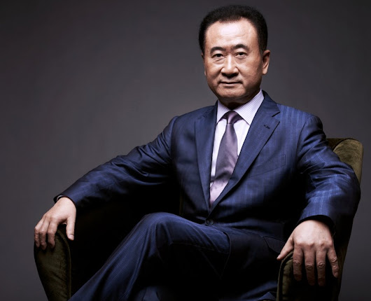 China's Richest Man Faces First Stumble In Hollywood Foray