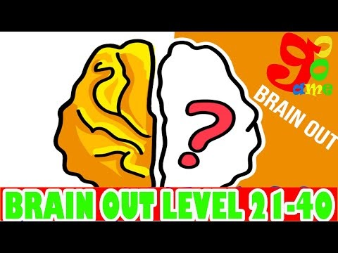 Kunci Jawaban game brain out level  21-40 | Brain Out All Level 21-40  Walkthrough Solution