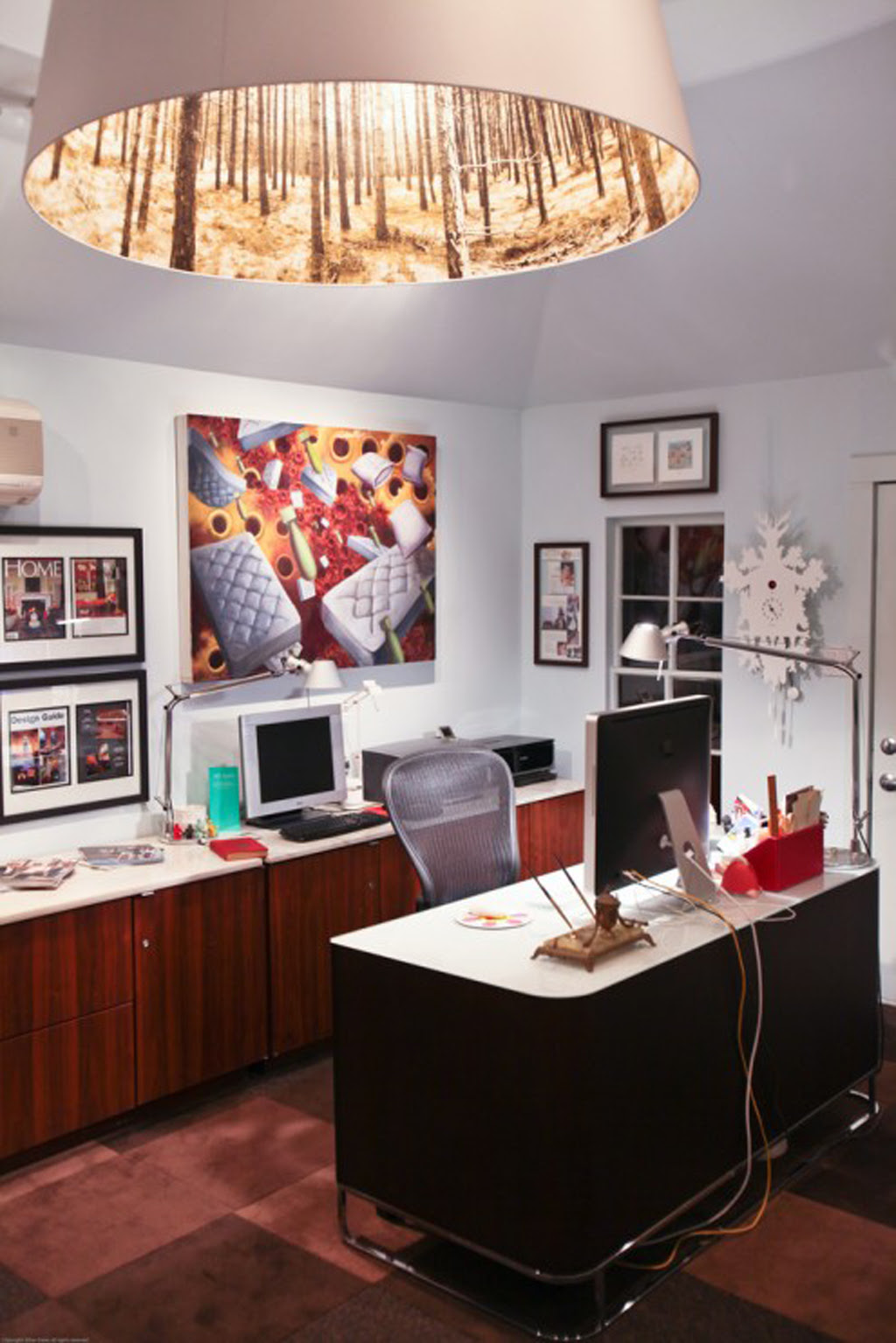 25 Creative Home Office Design Ideas - 15 Best Home Decorating Samples For Ideas MostBeautifulThings