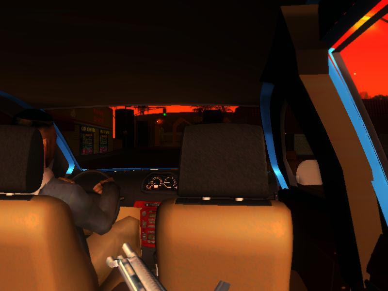 Taxi Mod GTA