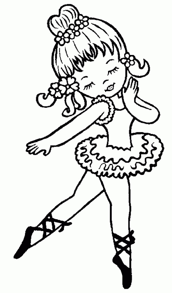 printable ballerina coloring pages 7ao0b