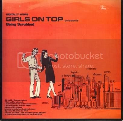 Girls On Top - Being Scrubbed