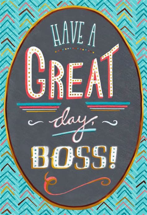 Such a Good Leader Boss's Day Card   National Boss Day