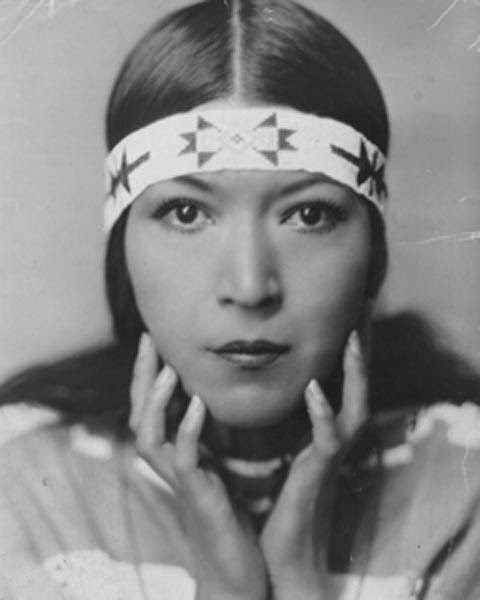 Molly Spotted Elk Actress and dancer who gained success in New York and Paris in the 1920s and 30s. Click here to read more about her extraordinary life