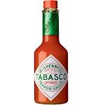 Tabasco Pepper Sauce, Original Flavor - 12 fl oz