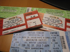 Tennis Tickets
