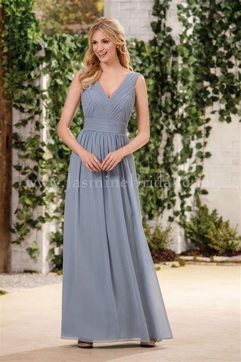 Jasmine Bridal Bridesmaid Dress B2 Style B183056 in