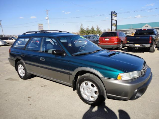 Used 1997 Subaru Legacy Wagon for Sale in Des Moines IA 50313 Reliable Motors