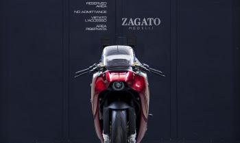 MV Agusta F4Z, by Zagato