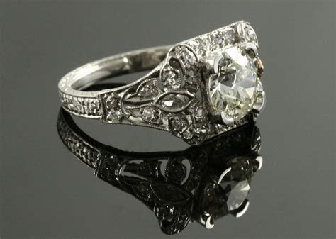 Antique Engagement Rings   Jonathan's Diamond Buyer