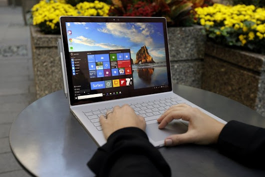 Microsoft Surface Book and Surface Pro 4 Review: New Hope for Windows Hardware - WSJ