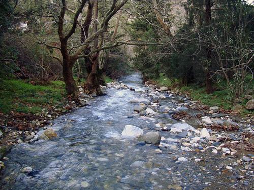 22 Winter Hiking circle in Messaria