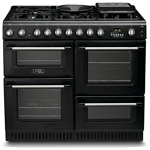 Cannon by Hotpoint CH10456GFS 100cm Dual Fuel Range Cooker – Anthracite – Range Cooker Review